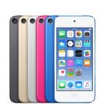 Новые плееры iPod