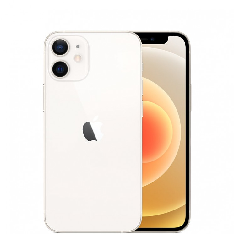 Apple iPhone 12 mini 64 Гб Белый (White) Смартфон