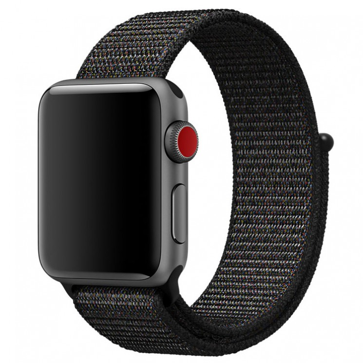 URVOI Sport Nylon Loop Ремешок для Apple Watch 44мм/42мм