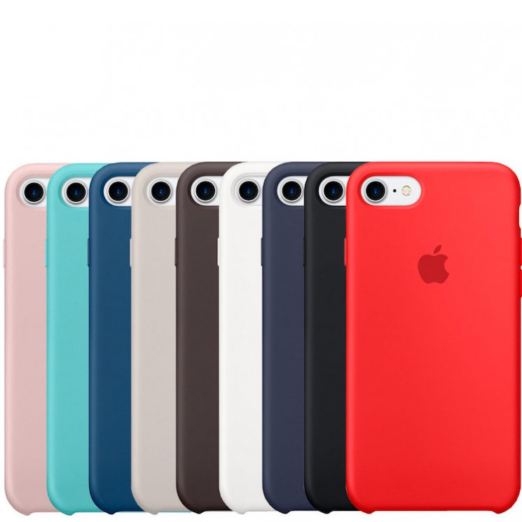 Silicone Case Copy Чехол для iPhone SE2020/8/7