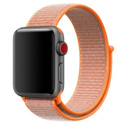 URVOI Sport Nylon Loop Ремешок для Apple Watch 40мм/38мм