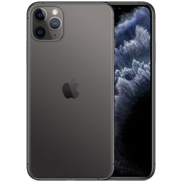 Apple iPhone 11 Pro Max 256 Гб Серый космос (Space Gray)