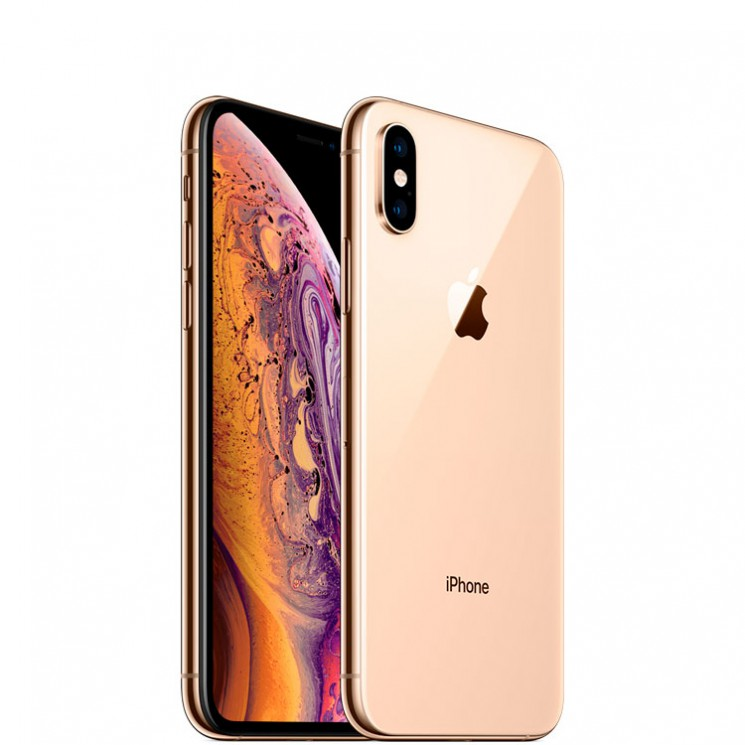 Apple iPhone XS 256 Гб Золотой (Gold)