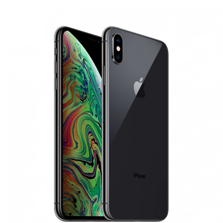 Apple iPhone XS Max 64 Гб Серый космос (Space Gray)