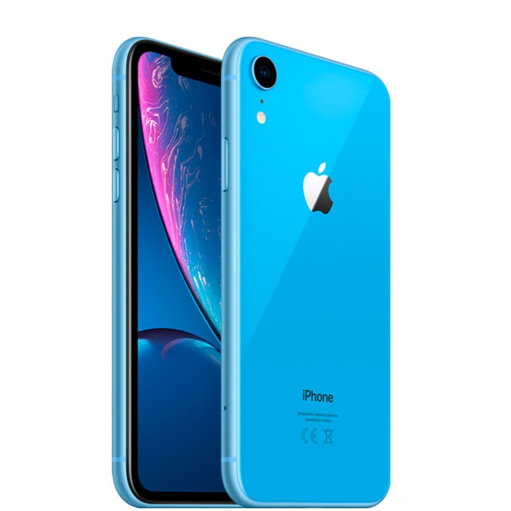 Apple iPhone XR 64 Гб Синий (Blue)
