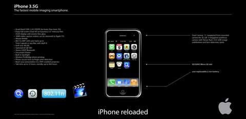 iphone hsdpa med medium