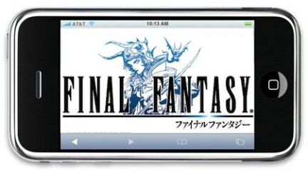 final-fantasy-on-iphone