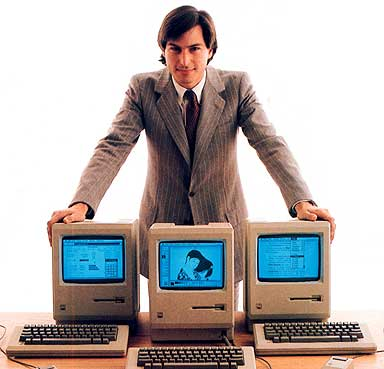 steve jobs 1984 macintosh