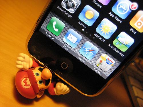 iphone vs nintendo dsi