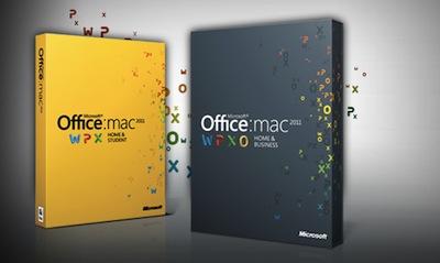Microsoft office 2011 for Mac