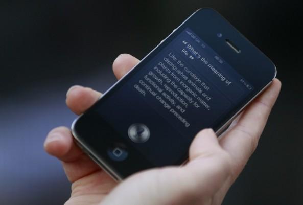 Как сделать сири русской на iphone 5