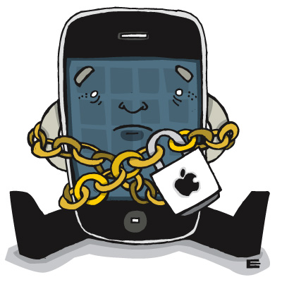 iphone prisoner