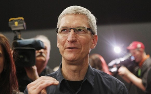 tim cook samsung court talks