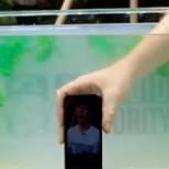 iphone5inwater