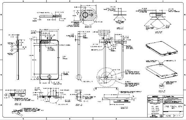 вам полную схему iPhone 5,