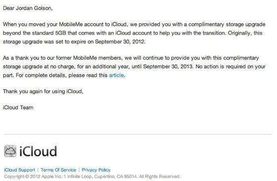 Inbox — iCloud 201 messages