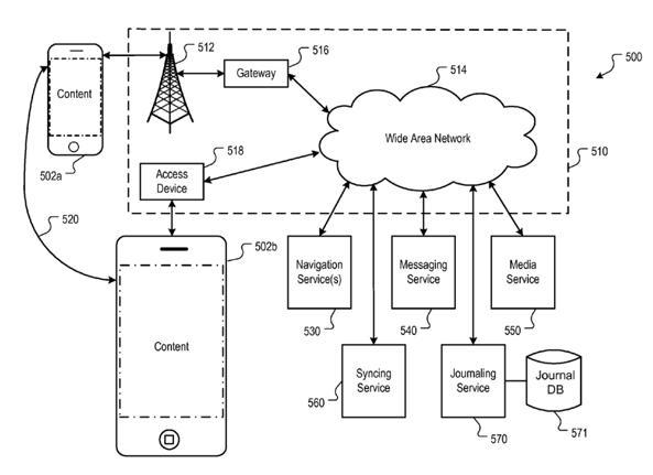 Apple patent drawing 002