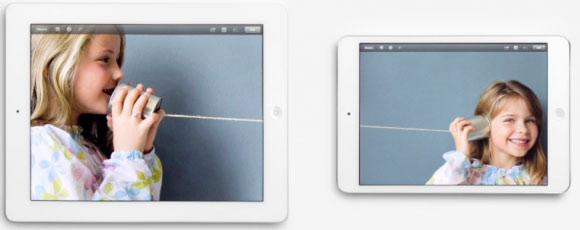 Two Of A Kind iPad mini
