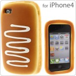 bread case for iphone 4 yummy