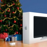 iTV under Christmas tree