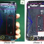 iphone 5s 5 rear shells
