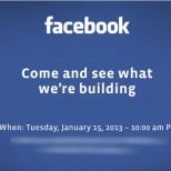 Facebook January 15 event invite graphics