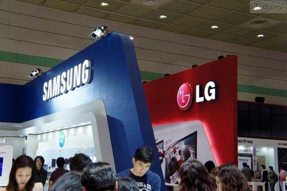 Samsung LG Display 1