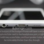 budget iphone bottom edge