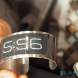 e ink worlds thinnest watch hands on 1