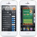 ios7 iphone con