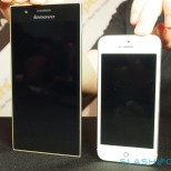 lenovo ideaphone k900 vs galaxy note ii iphone 5 sg 1