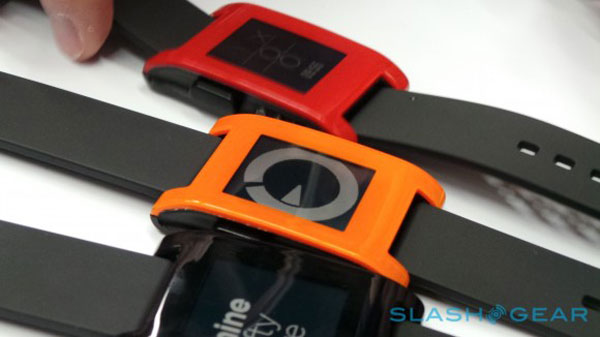 pebble smartwatch hands on sg 20