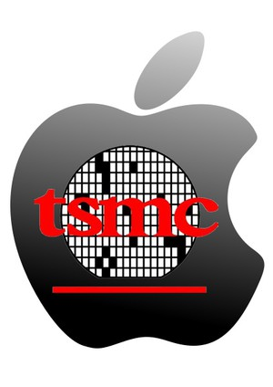 small apple logo