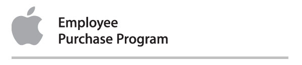Apple Employee Purchase Program logo