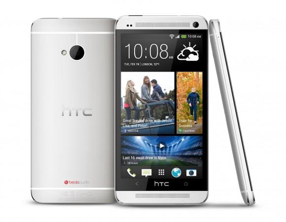 HTC One Silver 3V