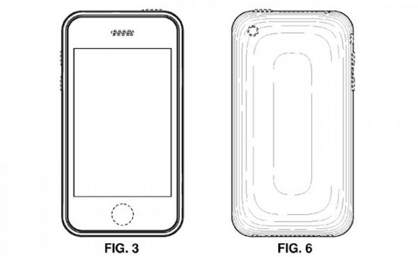 iPhone Design Patent 130205