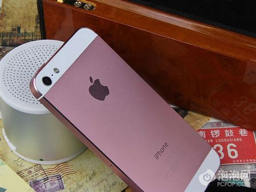 iPhone pink 5