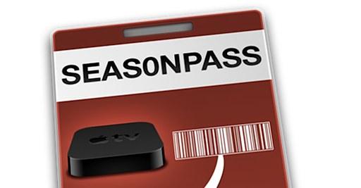 seas0npass Apple TV