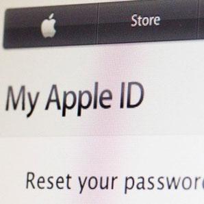 Apple ID reset password teaser