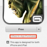 offers in app purchases