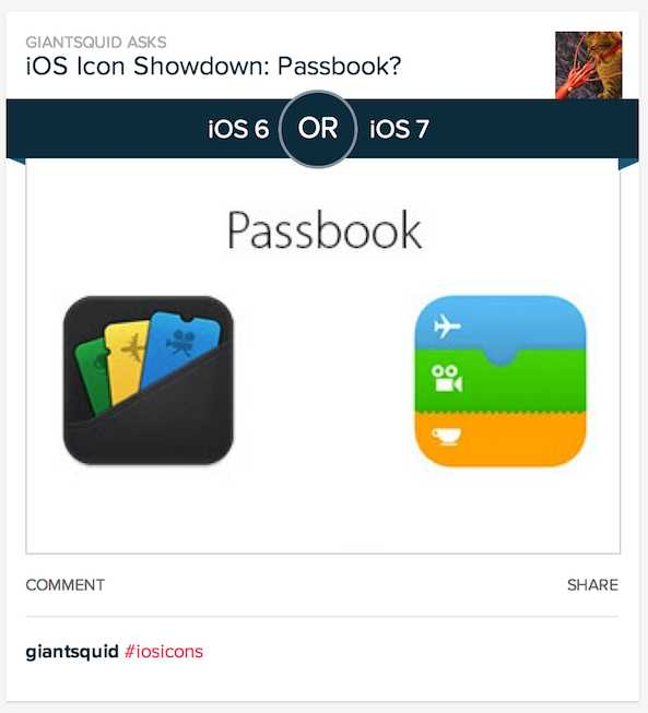ios 7 vs ios 6 icons 2