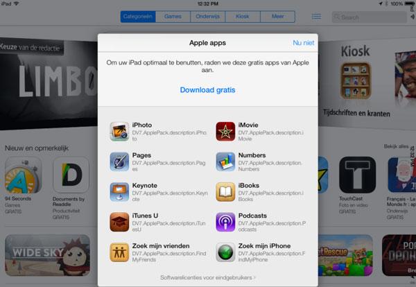 iwork ios7 free apps