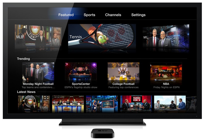 watchespn apple tv