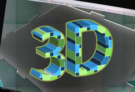 3D графика на автомобиле