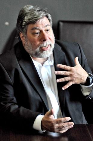 Steve Wozniak Wired