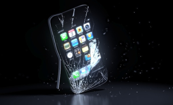 drop iphone