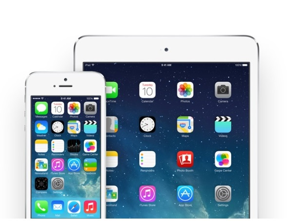 ios7 iphone ipad