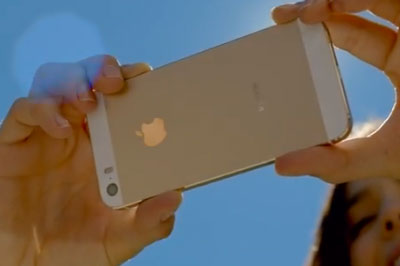 iphone5scommercial