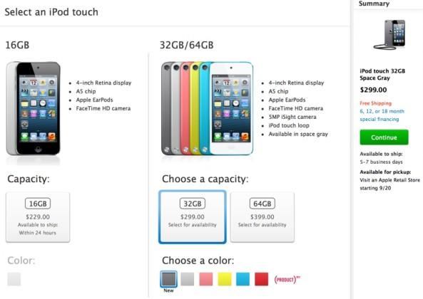 new ipods e1378849243222