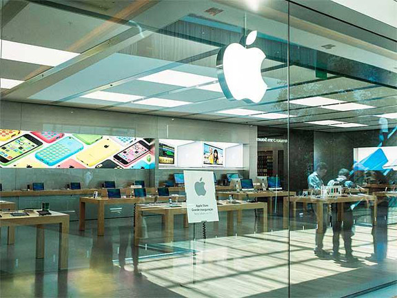 Apple Store brazil open 1